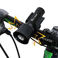billige Sykkellykter og reflekser-Sykkellykter Belysning Frontlys til sykkel LED LED Sykling Bærbar Profesjonell Justerbar Slitasje-sikker Høy kvalitet Lithium-batteri