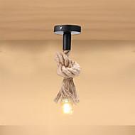 billiga Belysning-OYLYW Mini Hängande lampor Glödande - Ministil, 110-120V / 220-240V Glödlampa inte inkluderad / 0-5㎡ / E26 / E27