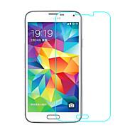 billiga Mobiltelefoner Skärmskydd-Skärmskydd för Samsung Galaxy S5 Härdat Glas 1 st Displayskydd framsida Högupplöst (HD) / 9 H-hårdhet / 2,5 D böjd kant