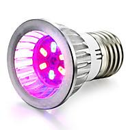 Luz de LED para Estufas 6 SMD 5730 95-115 lm Vermelho Azul K AC 85-265 V