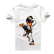 hesapli Giyim-Spor Gömlek Üstler Taekwondo Boks Dövüş Sporu