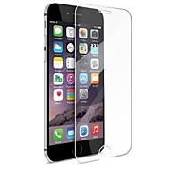 Ochrona ekranu na Jabłko iPhone 6s Plus / iPhone 6 Plus Szkło hartowane 1 szt. Folia ochronna ekranu Wysoka rozdzielczość (HD) / Twardość 9H / 2.5 D zaokrąglone rogi