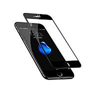 זכוכית מחוסמת מגן מסך ל Apple iPhone 8  Plus מגן מסך קדמי (HD) ניגודיות גבוהה עמיד לשריטות נוגד טביעות אצבעות 3 קצה מעוגלD