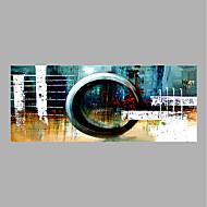 halpa -Hang-Painted öljymaalaus Maalattu - Abstrakti Abstrakti Kangas