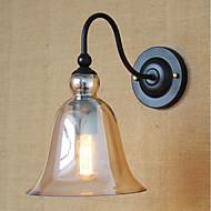 billige Vegglamper-Enkel / Vintage / Land Vegglamper Metall Vegglampe 110-120V / 220-240V 40W
