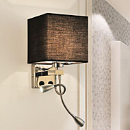 baratos -AC 220-240 AC 110-120 40 E26/E27 LED Cromado Característica for LED,Luz Ambiente Luz de parede