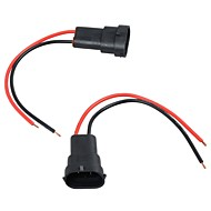 H8 H9 H11 880 881 H11 Female Adapter Wiring Harness Sockets Wire Fit Driving Fog Lights