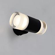 billige Vegglamper-QIHengZhaoMing Krystall / Enkel / Moderne / Nutidig Metall Vegglampe 110-120V / 220-240V 6W