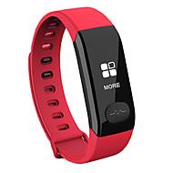 スマートブレスレット E29 for iOS / Android タッチスクリーン / 心拍計 / 耐水 パルストラッカー / 歩数計 / アクティビティトラッカー / 睡眠サイクル計測器 / 目覚まし時計 / 消費カロリー / 長時間スタンバイ / 重力センサー