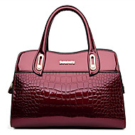 Women Bags All Seasons Cowhide Tote Zipper for Casual Gold Black Blushing Pink Beige Wine