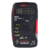 cheap Electrical Instruments-AIMOmeter M300 2000 Counts Slim Shape All In One Designed Handheld Digital Multimeter