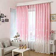Window Treatment Europeisk , Tegneserie Barnerom Materiale gardiner gardiner Hjem Dekor For Vindu