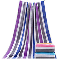 cheap Towels & Robes-Fresh Style Bath Towel,Striped Superior Quality 100% Cotton Towel