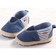 男の子 靴 コットン 春 秋 コンフォートシューズ 赤ちゃん用靴 スニーカー 用途 カジュアル レッド ブルー