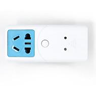sonoff® s22 cn 10a 2200w wifi draadloze afstandsbediening socket slimme timer via app telefoon met alexa