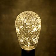1枚 1.5 LEDボール型電球 24 LEDの 装飾用 温白色 クールホワイト ブルー グリーン 100lm 2800-3200/6000-6500