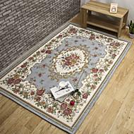 europejskim i amerykańskim stylu antypoślizgowe żakard dywan nowoczesny wzór do salonu sypialni prilled na specjalne dekoracje kwiatowe