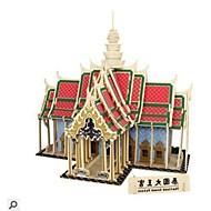 Puzzle 3D Puzzle Μοντέλα και κιτ δόμησης Jucarii Arhitectură Grang Palace 3D Case Modă Reparații Clasic Modă Model nou Adulți 1 Bucăți