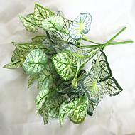 34cm 3 Pcs 7 branches/pc Home Decoration Artificial Green Plants Myrtus Communis Leaf