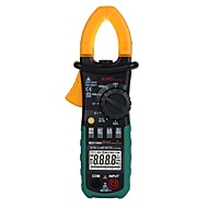 aimometer® ms2108a Digital-Clamp-Multimeter 4000-Wort-Bereich 400 Ampere Temperatur- und Frequenztest
