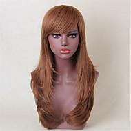 Ljudska kosa Prirodne kovrče Stražnji dio Rasprodaja Dug Machine Made Perika Žene