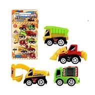 Autíčka Stavební stroj Hračky Auto Automobily 9 Pieces