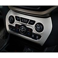 Autoproducten Center Stack Covers DHZ auto-interieurs Voor Jeep Alle jaren Cherokee Metaal