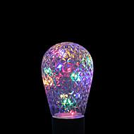 billige Globepærer med LED-YWXLIGHT® 1pc 1 W 100-200 lm LED-globepærer 16 LED perler Dekorativ 85-265 V