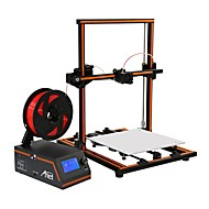 New Style Anet E12 Large Printing Size 300*300*400mm Aluminum Frame Desktop DIY 3D Printer