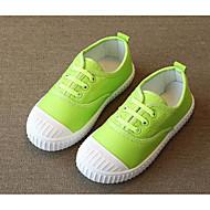 tanie Obuwie chłopięce-Dla chłopców Obuwie Płótno Wiosna / Jesień Wygoda Adidasy na Czerwony / Zielony / Jasny niebieski