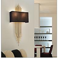 billige Vegglamper-Moderne / Nutidig Vegglamper Soverom / Spisestue Metall Vegglampe 110-120V / 220-240V 40W