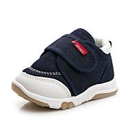 赤ちゃん 靴 キャンバス 春 秋 コンフォートシューズ 赤ちゃん用靴 スニーカー 用途 カジュアル ブルー