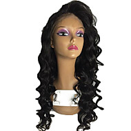 cheap Wigs & Hair Pieces-Human Hair Full Lace Wig Brazilian Hair Body Wave Layered Haircut Bob Haircut With Ponytail With Baby Hair 130% Density Unprocessed 100%