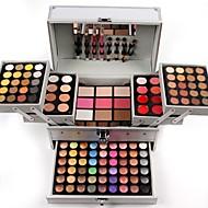 メイクアップセット アイシャドウ パウダー プロフェッショナル 多層 高品質 1 pcs 化粧 130色 化粧品 お手入れグッズ