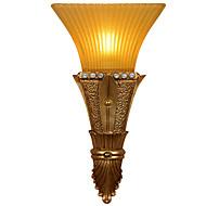 billige Vegglamper-Opplys 40W AC110 AC220V E14 E12 Rustikk/ Hytte Traditionel / Klassisk Land Maleri Til