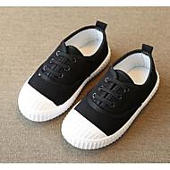 baratos Sapatos de Menino-Para Meninos Sapatos Lona Primavera / Outono Conforto Tênis para Vermelho / Verde / Azul Claro