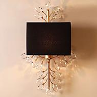 tanie Kinkiety Ścienne-Modern / Contemporary Lampy ścienne Na Kryształ Światło ścienne IP20 110-120V 220-240V 3W