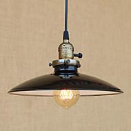 billige -Tiffany Rustikk/ Hytte Retro/vintage Moderne / Nutidig Traditionel / Klassisk Land Lanterne Anheng Lys Til Spisestue Leserom/Kontor