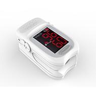 přesný fs10b vedl prst pulsní oxymetr oxymetr krev kyslík sytost monitor bílá barva