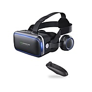 Vr Shinecon 6.0 Headset-Version virtual-Reality-Brille 3d Brille Headset Helme Smartphone mit Controller