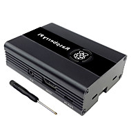 cheap Electrical Equipment & Supplies-Raspberry Pi 3 Aluminum Alloy Metal Case With Fan