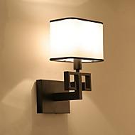 billige Vegglamper-Vegglampe Omgivelseslys 40W 220V E14 Moderne / Nutidig Rustfritt Stål