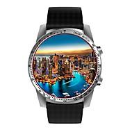 tanie Inteligentne zegarki-Inteligentny zegarek Krokomierze Kamera/aparat Kontrola APP Pulse Tracker Krokomierz Rejestrator aktywności fizycznej Stoper Budzik