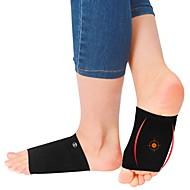 Χαμηλού Κόστους Αξεσουάρ παπουτσιών-1 Τεμάχιο Ορθωτικά Πάτος Παπουτσιών Τζελ Πατούσα Όλες οι εποχές Γιούνισεξ Μαύρο