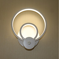 halpa -Wall Light Tunnelmavalo 110-120V 220-240V Integroitu LED Moderni/nykyaikainen