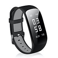 kimlink®z17 smartwatch睡眠モニタコールリマインダー歩数計フィットネストラッカー心拍数モニタースマート腕時計
