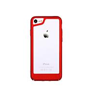 billiga Mobil cases & Skärmskydd-fodral Till Apple iPhone 7 / iPhone 7 Plus Ultratunt Stötsäkert fodral Enfärgad Hårt PC för iPhone X / iPhone 7 Plus / iPhone 7