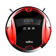 ips minsu m06 auto-carregamento de aspirador robótico inteligente com tecnologia de detecção de gotas e filtro de estilo hepa para pêlo e