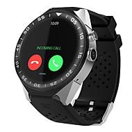 tanie Inteligentne zegarki-Inteligentny zegarek na Android 5.1 Pulsometr / Wodoszczelny / Video / Krokomierze / Quad Core Czasomierz / Stoper / Krokomierz / Rejestrator aktywności fizycznej / Rejestrator snu / Budzik / 1 GB
