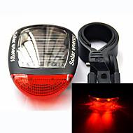後部バイク光 LED - サイクリング コンパクトデザイン その他 50 ルーメン ソーラー サイクリング